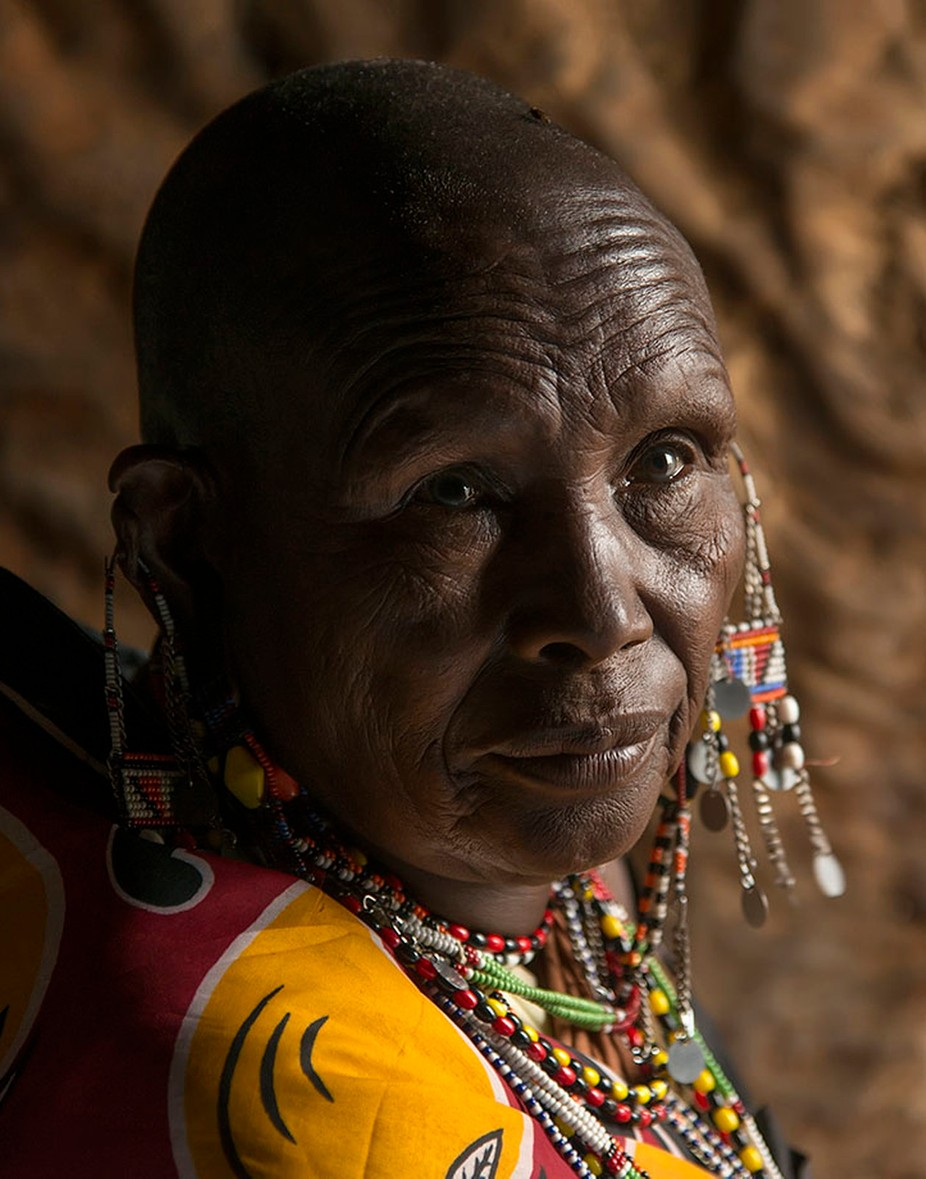 masai woman by wadeaiken - Cultures of the World Photo Contest