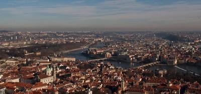 Five Bridges - Prague