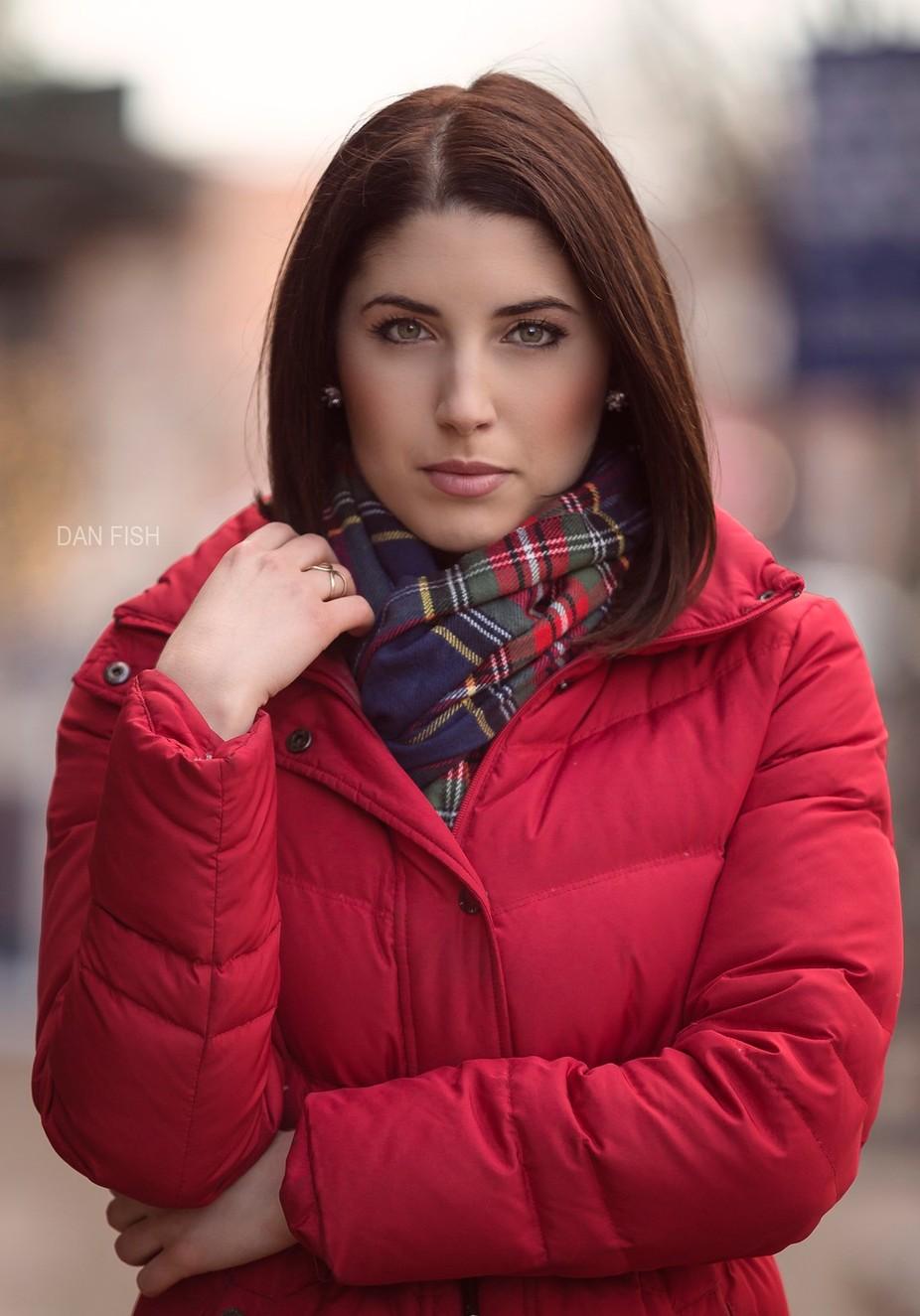 Katie by danfish - Celebrating Fashion Photo Contest