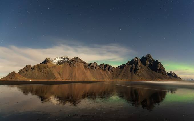 Vestrahorn Night  by MaurizioCasulaPhoto - Iceland The Beautiful Photo Contest