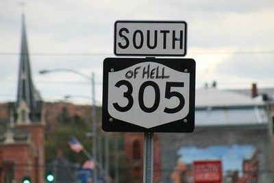 South of hell 305