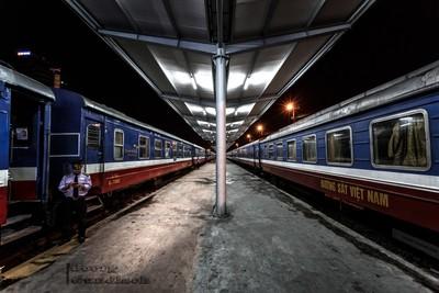 Railway Station Hanoi
