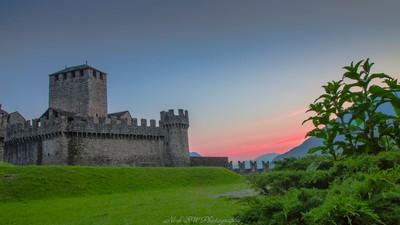 Castello Montebello (UNESCO)