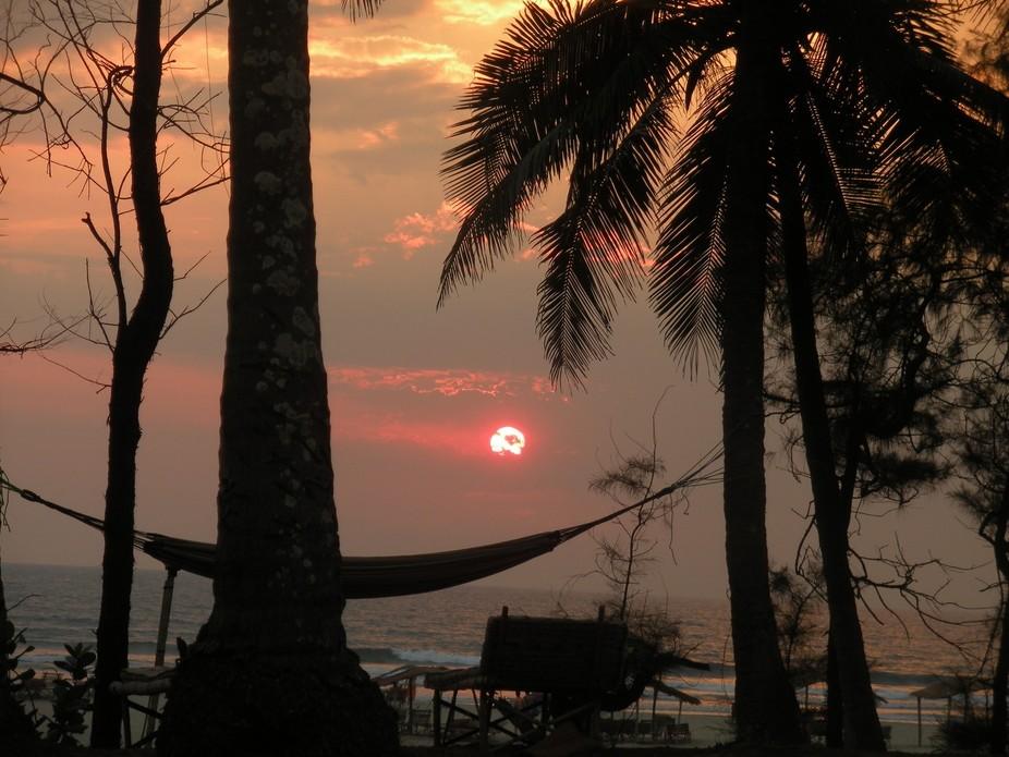A shot of paradise, Goa.