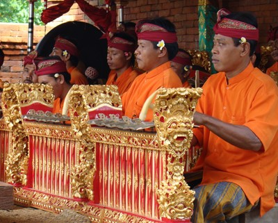 Bali gamelin