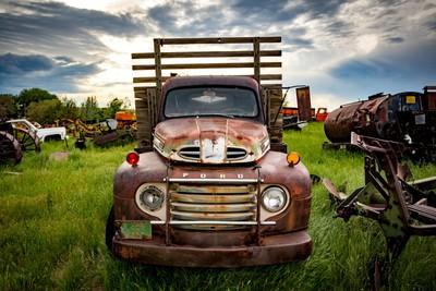 Wyoming Junkyards