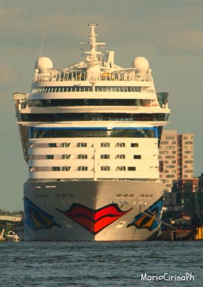 Cruise Vinking - Amsterdam 2012