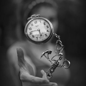 Time is a beautiful, curious thing.