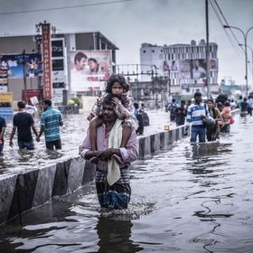 chennai flood!