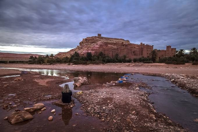 Ait Benhaddou by StephenBridger - Zen Photo Contest
