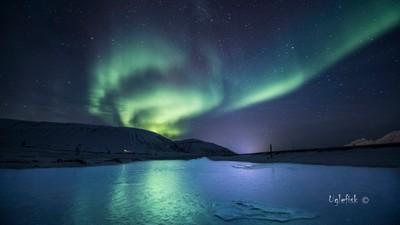 Reflecting Aurora.