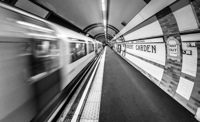 Going Underground by MartinPatten - Metro Stations Photo Contest