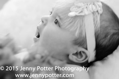 Baby photography by Jenny Potter