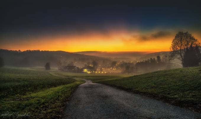 Find your way by DanielObersberger - Unforgettable Landscapes Photo Contest by Zenfolio