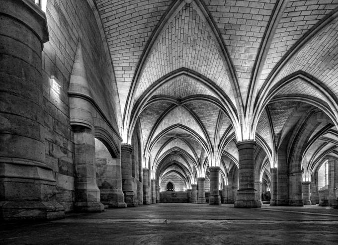Conciergerie in Black and White by beckykempf - Black And White Wow Factor Photo Contest