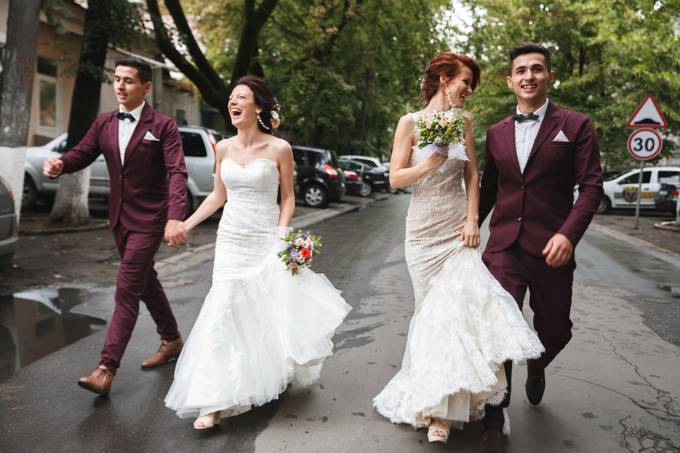 Twins wedding by sergiualistar - Happy Moments Photo Contest