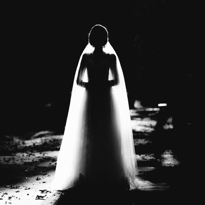 Mysterious bride