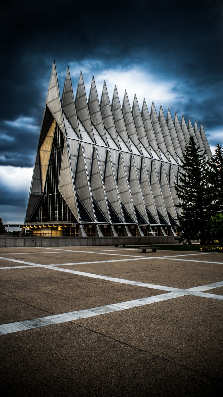 The Light Before The Dark by AWAAphotos - Modern Architecture Photo Contest