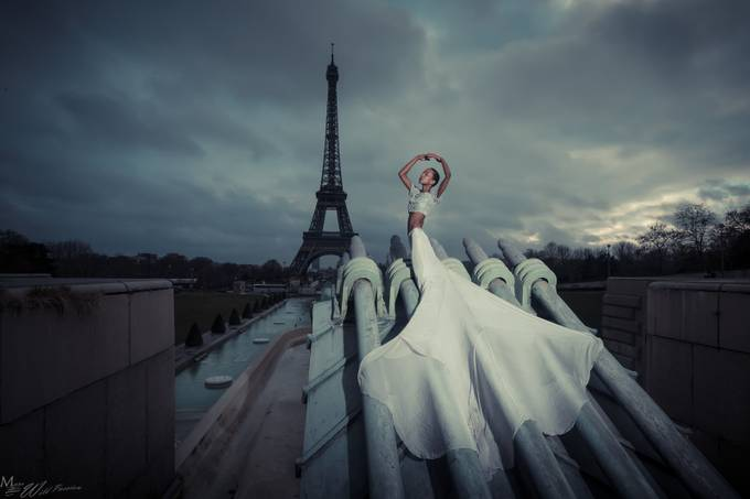 In restless dreams I walked alone by marcwildpassion - City Of Love Photo Contest