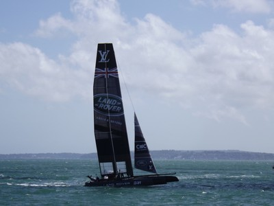 America's Cup edit