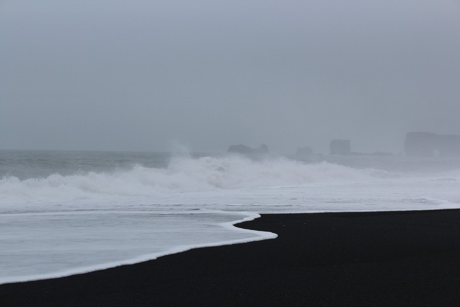 South Shore of Iceland