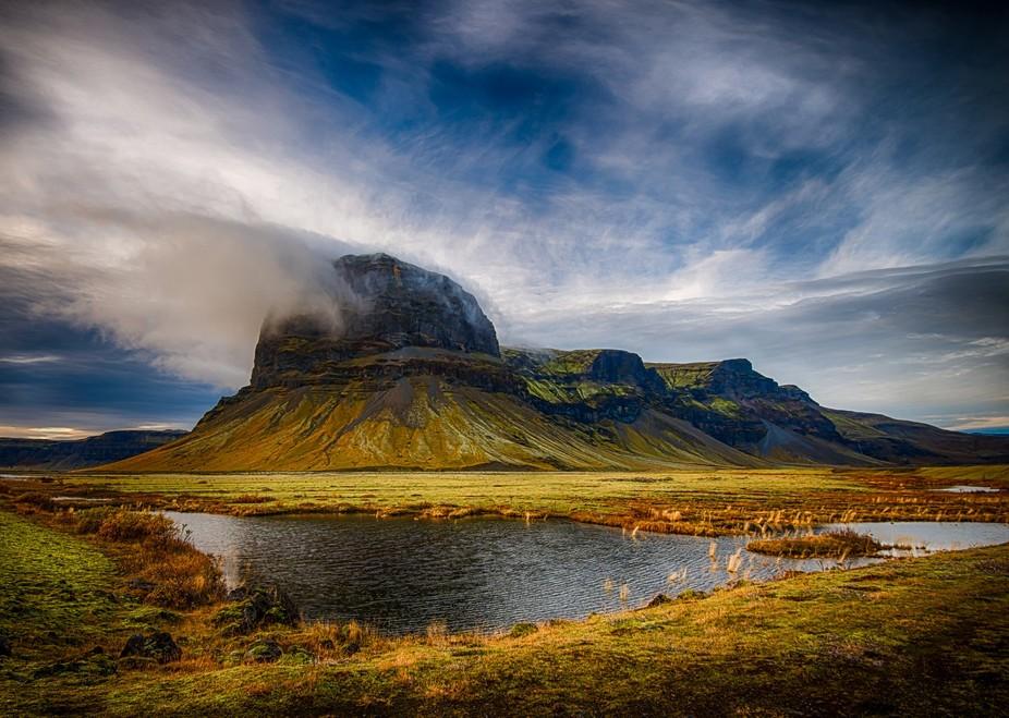Icelandic Serendipity