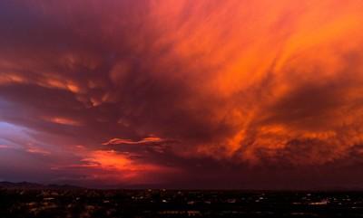 Beautiful Arizona Sunset