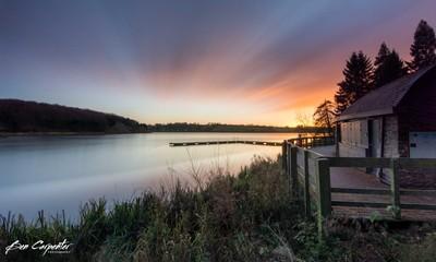 Thornton Reservoir Sunrise