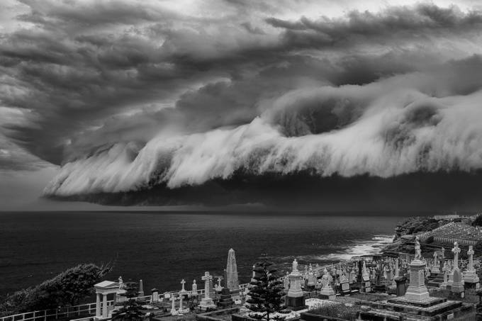 Apocalypto by TrueNorthImages - A Black And White World Photo Contest