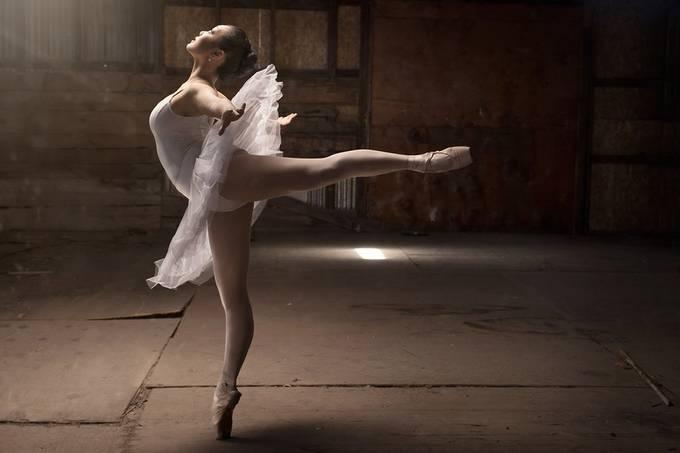 Ballet 4 by aaronanderson - Ballet Photo Contest