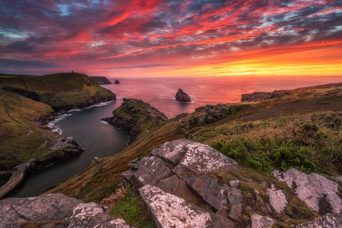 Boscastle by alessioputzu - Playing With Light Photo Contest