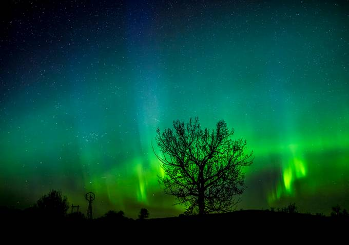 Dancing Lights by RyanWunsch