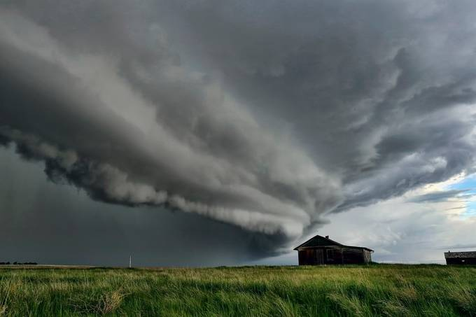 Stormy Abandon by RyanWunsch - The Four Elements Photo Contest