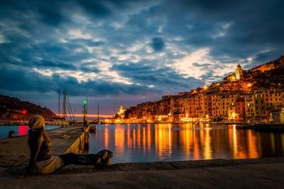 Noche a Porto Venere
