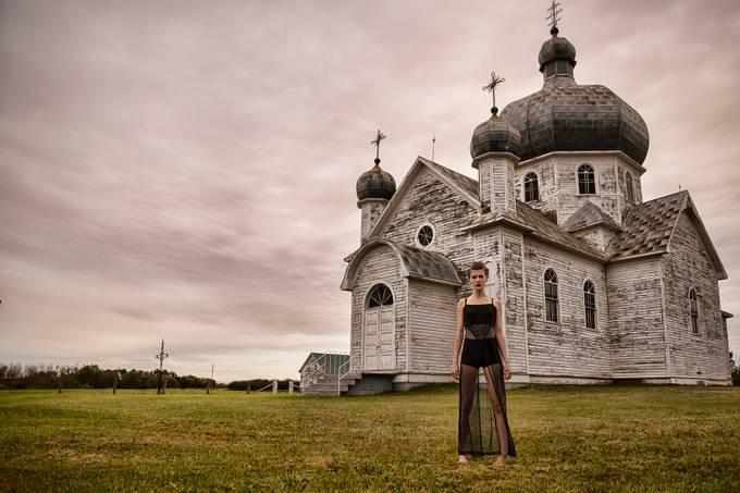 Ukranian Church by RyanWunsch