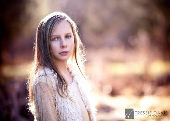 Muse by tressiedavis - Long Hair Photo Contest