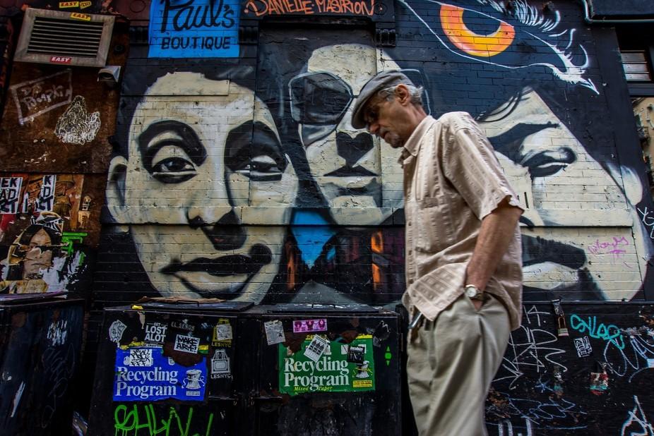 A Single Man - Manhattan - New York - 2015
