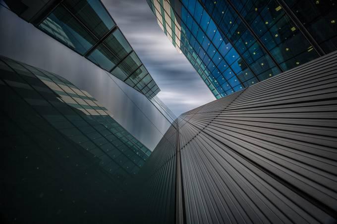 Modern Architecture by antonyz