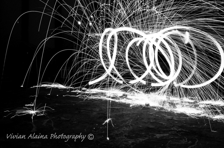 I captured this shot while watching an amazing fire dancer at a local Houston event.  The experie...