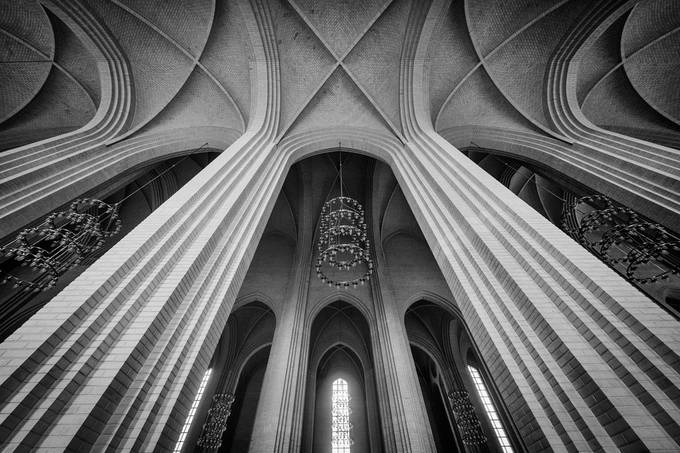House of God V by stefannielsen - Black And White Architecture Photo Contest
