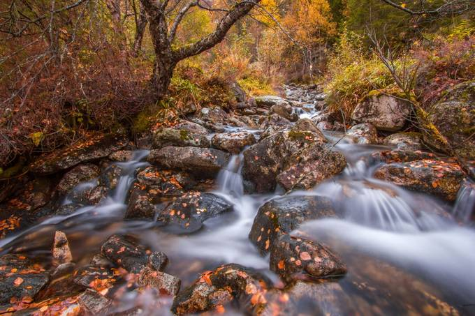 Fall's Falls by iwangroot - Long Exposure Views Photo Contest