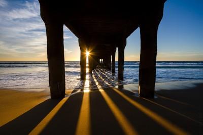Pier Sun Ray