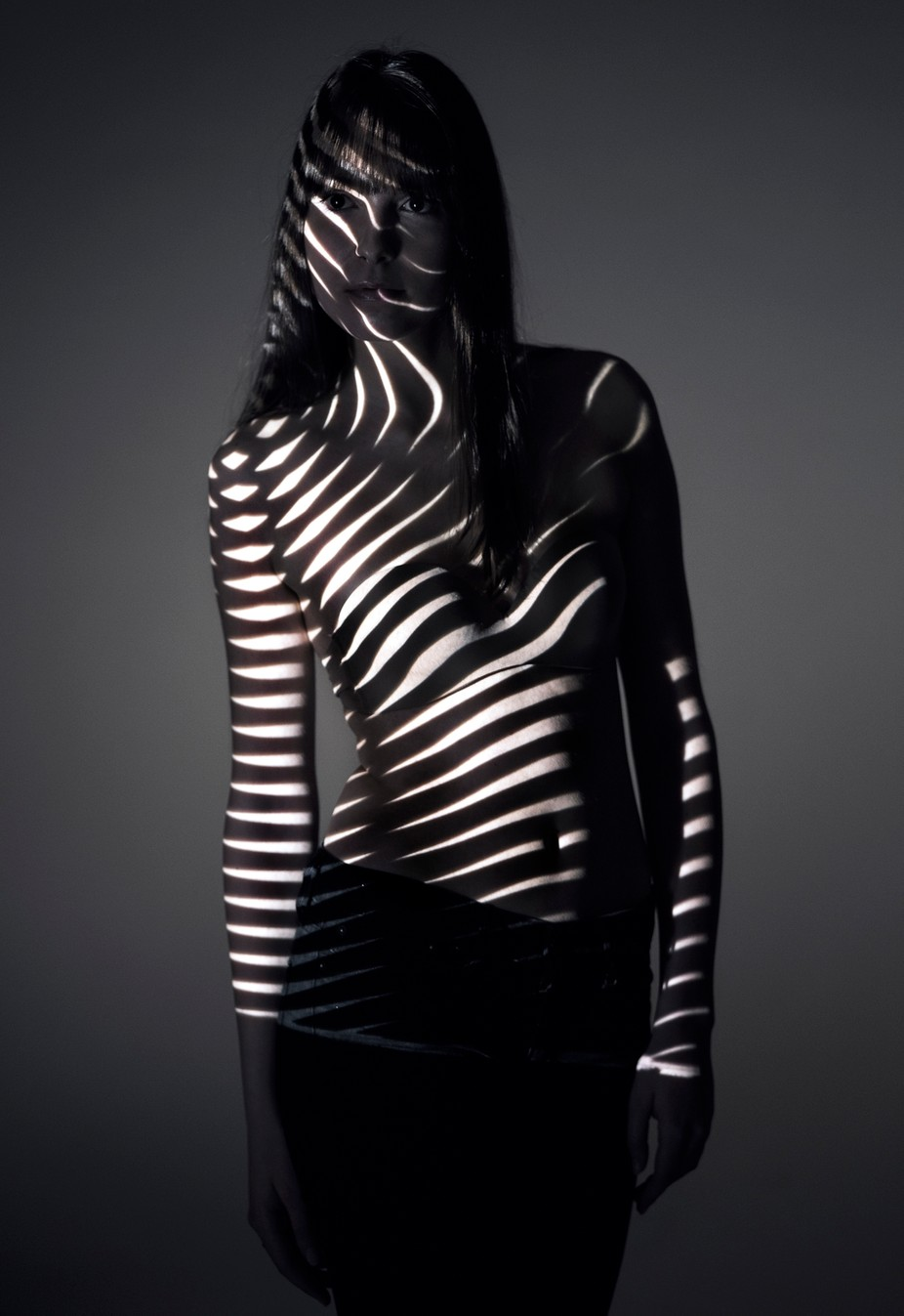 stripes02 by pernessnorbert - Playing With Light Photo Contest
