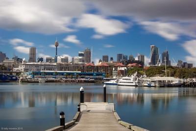 Blackwattle Bay, Sydney