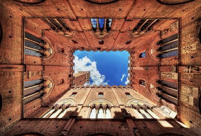 Siena,Torre del mangia