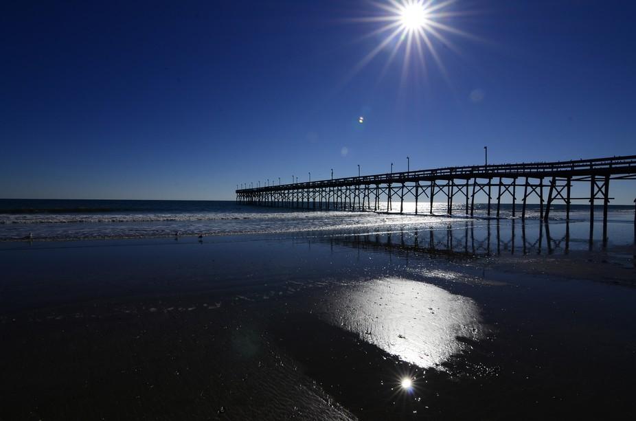 Pier @ Sunset Beach , NC