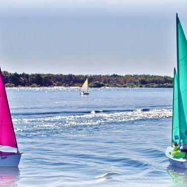 Sailing Symmetry