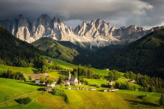 Tranquil Dolomites by jasonjhatfield - HDR Landscapes Photo Contest