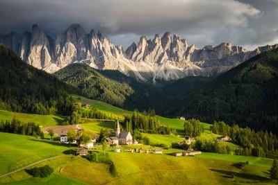 Tranquil Dolomites