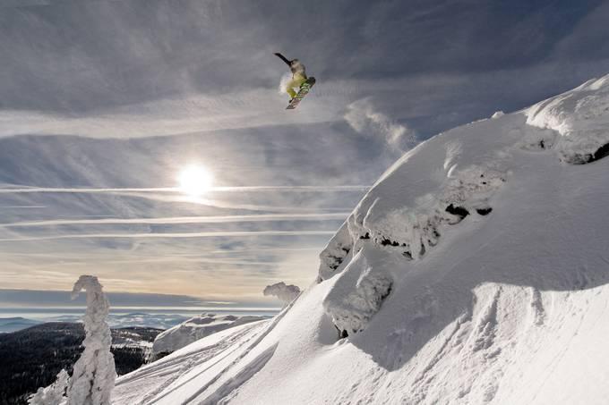 """hou & duif"" | ""high and deep"" by ulekadei - Winter Sports Photo Contest"